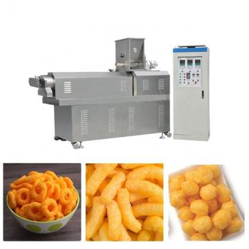 Factory Snack Food Extruder Corn Puffed Rice Making Extruder Machine