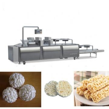 Manufacturing Plant Corn Flakes Snacks Food Production Extruder Machine Line