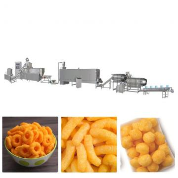 Jinan Saibainuo Fried Kurkure Snack Food Making Machine