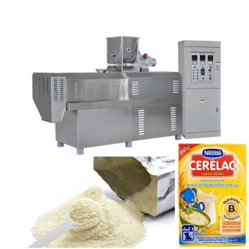 Stainless Steel Food Grade Instant Baby Food Making Machine Infant Formula Extrusion Machine for Sale