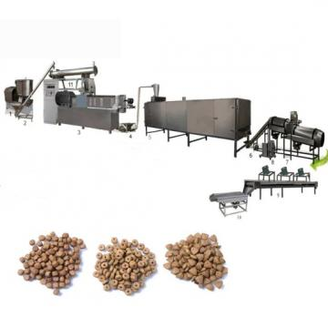 Fish feed drying machine