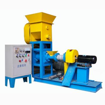 Floating Fish Feed Making Machine/ Pet Extruder Equipment Plant
