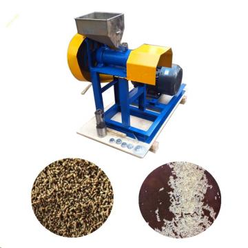 Large Capacity Floating and Sinking Fish Feed Pellet machinery Extruder