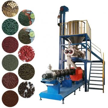 Floating Fish Shrimp Feed Animal Pet Dog Cat Food Pellet Extruder Making Machinery