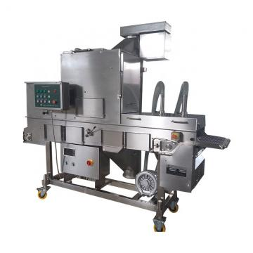 Automatic Burger Patty Tempura Battering Machine for Food Factory