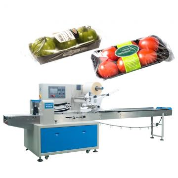 Horizontal Automatic New Design Onion Fresh Vegetable Packaging Machine