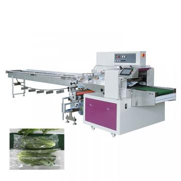 Full Automatic Fresh Vegetable, Fruit Shrink Packaging Machine