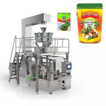 Flow Pack Universal Bag Former Random Cutting Fruit and Vegetables Packing Packaging Machinery Pillow Package Machine