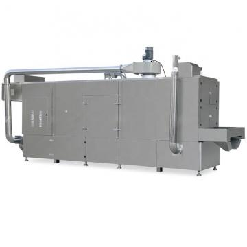 Microwave Conveyor Vacuum Dryer Continuous Belt Tunnel Sterilizing Dryer