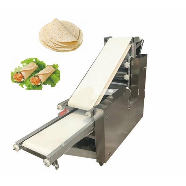 Factory Price Frying Puff Corn Snack Machinery Fried Wheat Flour Chips Bulking Machine Processing Line #1 image