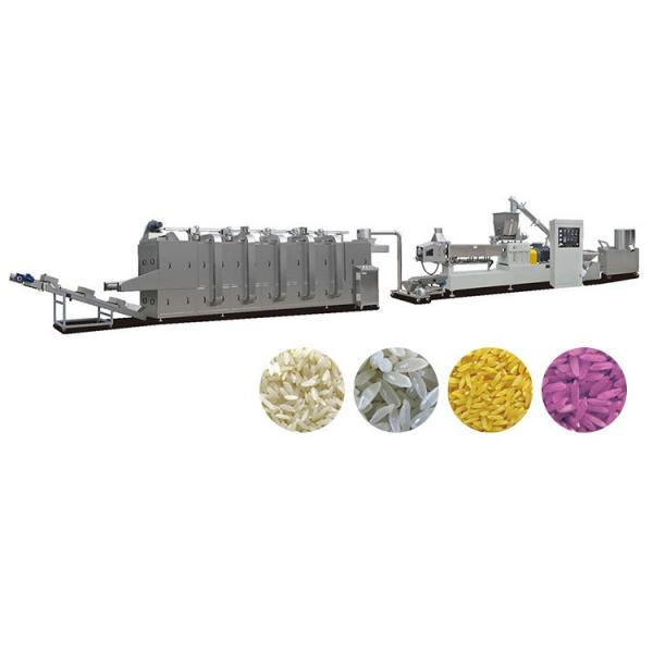 Full Automatic Artificial Rice Machine #1 image