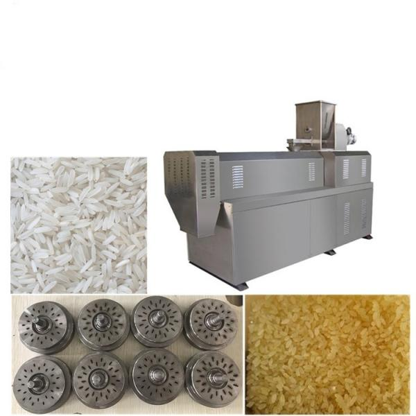 Nutritional Rice Line Artificial Rice Making Machine #1 image