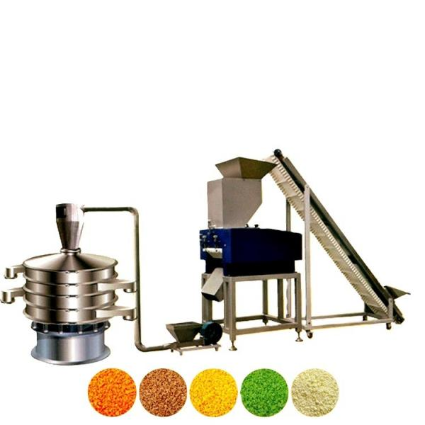 New Technology Bread Crumbs Processing Line #2 image