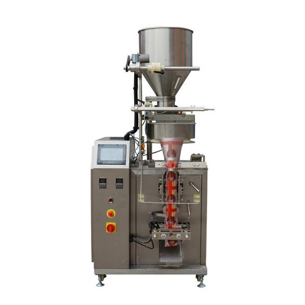Automatic Multilane Granule Salt / Rice / Sugar / Flour / Powder / Seasoning / Spice / Stick Sachet Packaging Machine #1 image