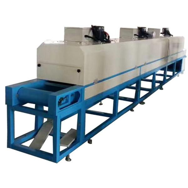 Metal Conveyor Belt Dryer and Cooling Machine For Food Processing Industry #3 image