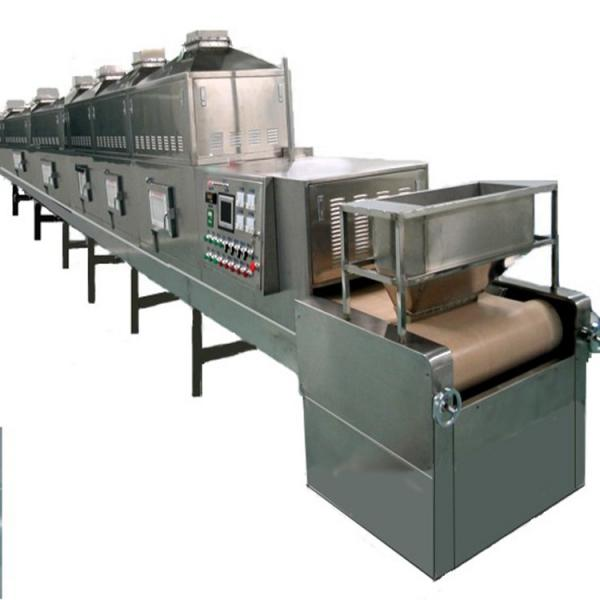 vacuum belt low temperature industrial pharmaceutical continuous freeze dryer with CIP Cleaning System #2 image
