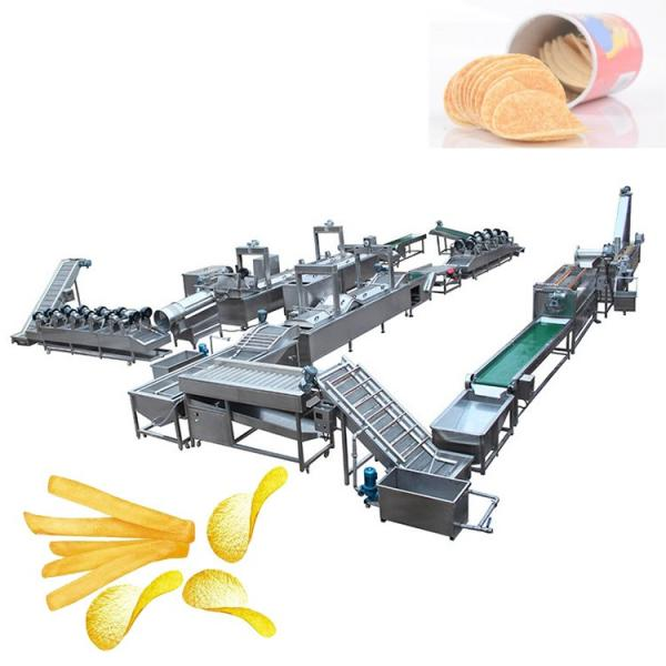 Automatic weighing filling packing machine chips pouch packing machine price snacks candy packaging machine #3 image