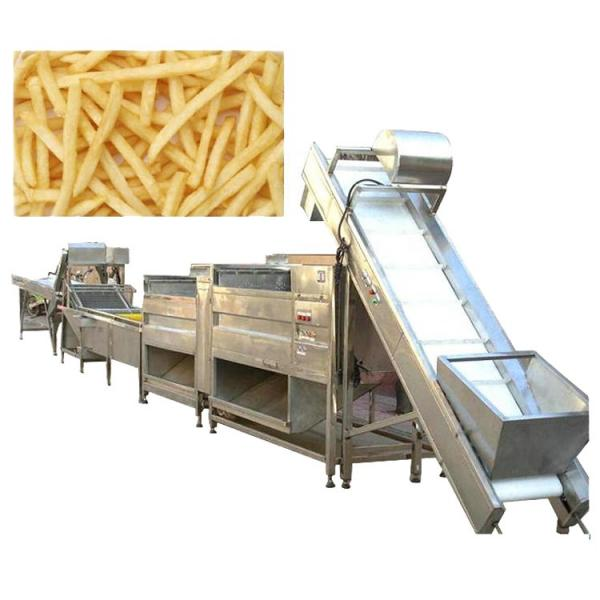 Automatic weighing filling packing machine chips pouch packing machine price snacks candy packaging machine #1 image