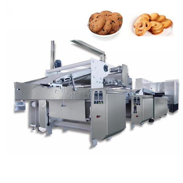 Cookie Production Line Making Cookies Machine Factory Supplier Good Quality Stuffed Cookie Biscuit Making Machine Processing Production Line #3 image