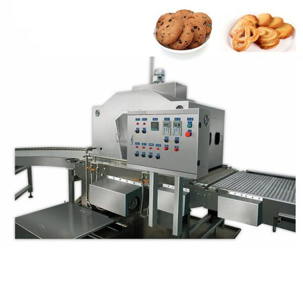 Cookie Production Line Making Cookies Machine Factory Supplier Good Quality Stuffed Cookie Biscuit Making Machine Processing Production Line #1 image