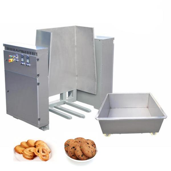 Cookie Production Line Making Cookies Machine Factory Supplier Good Quality Stuffed Cookie Biscuit Making Machine Processing Production Line #2 image