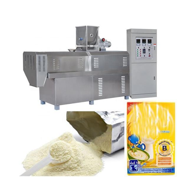 Automatic instant baby wheat grain cereal breakfast corn snacks food production line/making machines from Jinan Phenix Machinery #1 image