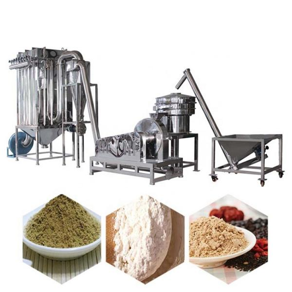 baby food production line puree machine nutritional powder line #1 image