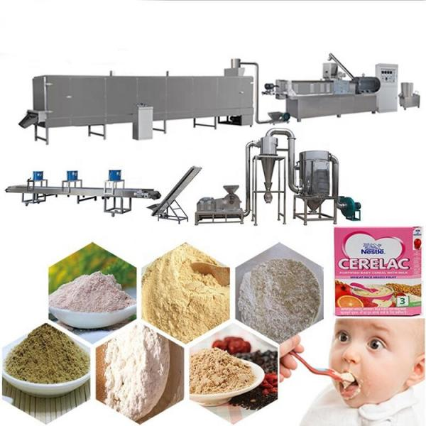 High quality automatic baby food machine production line #2 image