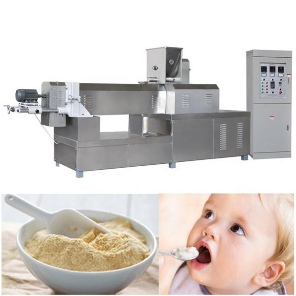 Automatic Semi Fruit Vegetable Healthy Baby Food Puree Making Machine Processing Plant Production Line #2 image